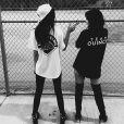 Kendall et Kylie Jenner pour un back selfie habillées !