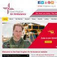 L'East Anglian Air Ambulance a accueilli avec bonheur la décision du prince William de rejoindre ses rangs, en formation à partir de septembre 2014 comme pilote d'hélicoptère-ambulance, annoncée officiellement le 7 août 2014