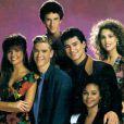 """La série """"Sauvés par le gong"""" a fait un carton dans les années 80/90."""