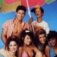 """La série """"Sauvés par le gong"""", véritable carton dans les années 80/90."""