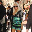 Christina Aguilera, Mmmh... ça sent si bon...