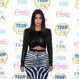 Kim Kardashian aux Teen Choice Awards à Los Angeles, le 10 août 2014