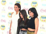 Teen Choice Awards : Kim Kardashian, poupée sexy avec Kendall et Kylie