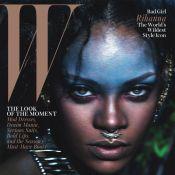 Rihanna : Icône mode bestiale en couverture de W