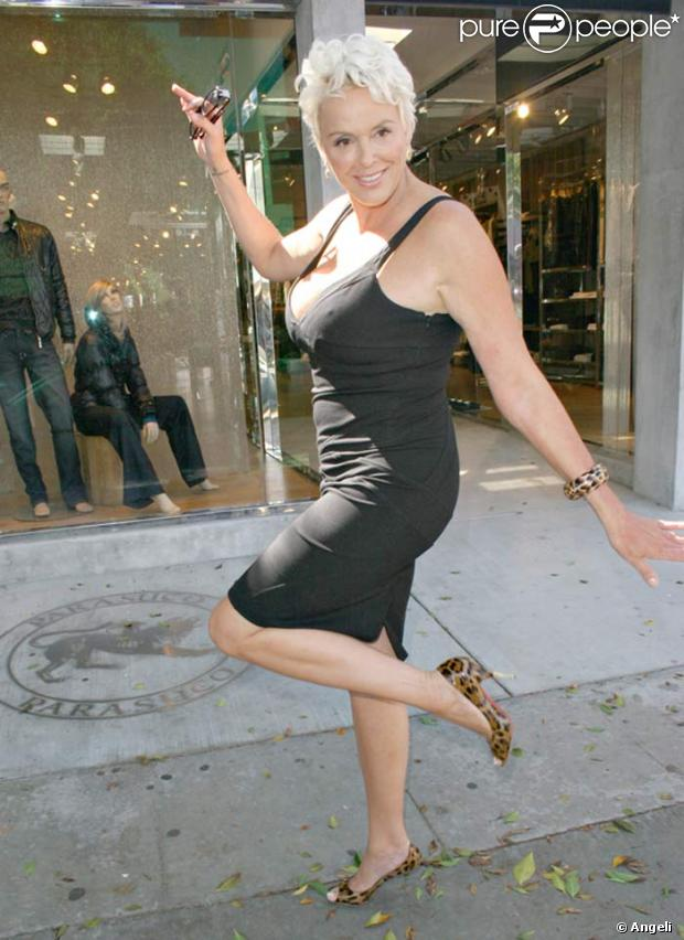 Bridgette Wilson Shoe Size
