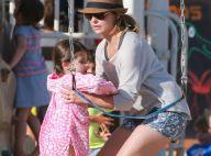 Sarah Michelle Gellar : Maman complice avec Charlotte pour une journée plage