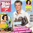 Magazine Télé Star du 30 août au 15 septembre 2014.