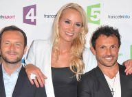 Elodie Gossuin : Heureuse avec Eglantine Eméyé pour la rentrée à France Télé