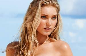 Elsa Hosk : Sensuelle en bikini avant la rentrée