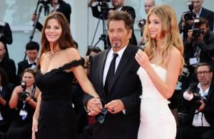 Al Pacino : Renaissant et amoureux face à Lucila Sola et sa bombe de belle-fille