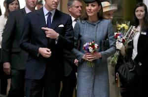 Kate Middleton et William : Retour de vacances incognito en plein Londres !