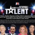 Le jury d'Incroyable Talent officialisé par M6.