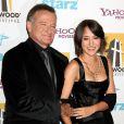 Robin Williams avec sa fille Zelda à Hollywood le 23 octobre 2006