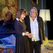 Gérard Depardieu et Fanny Ardant : Un ''couple'' qui se déchire
