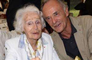 Gisèle Casadesus : Si fière et heureuse de fêter ses 100 ans avec son fils