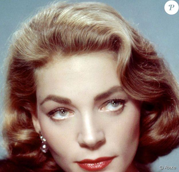 Lauren Bacall en 1953.