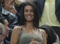 Ludivine Sagna : Sublime au côté des femmes de joueurs pour le succès des Bleus