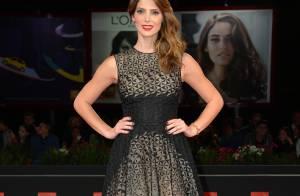 Ashley Greene, glamour, 'enterre son ex' à Venise devant Willem Dafoe amoureux