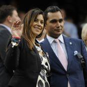 Marion Bartoli en couple : Amoureuse de son beau brun à l'US Open