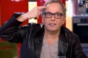 Fabrice Luchini et C à vous : ''Je n'irai plus jamais à cette émission''