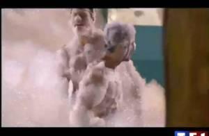 VIDEO Secret Story : Soirée mousse dans la Maison des Secrets !