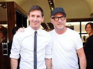 Lionel Messi et Antonella : Shopping à Milan chez les amis Dolce & Gabbana