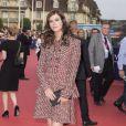 """Anna Mouglalis - Avant-première du film """"Sin City"""" lors du 40ème festival du cinéma américain de Deauville, le 13 septembre 2014."""