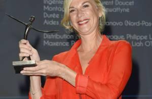 Michèle Laroque sacrée face à la jeune maman Léa Drucker et Charlotte Gaccio