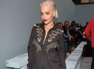 Fashion Week : Rita Ora, radieuse pour son mini-marathon mode