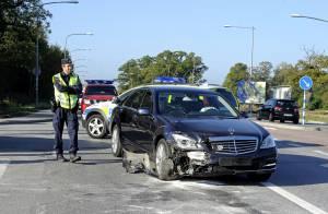 Carl XVI Gustaf : Le roi de Suède victime d'un accident de voiture...