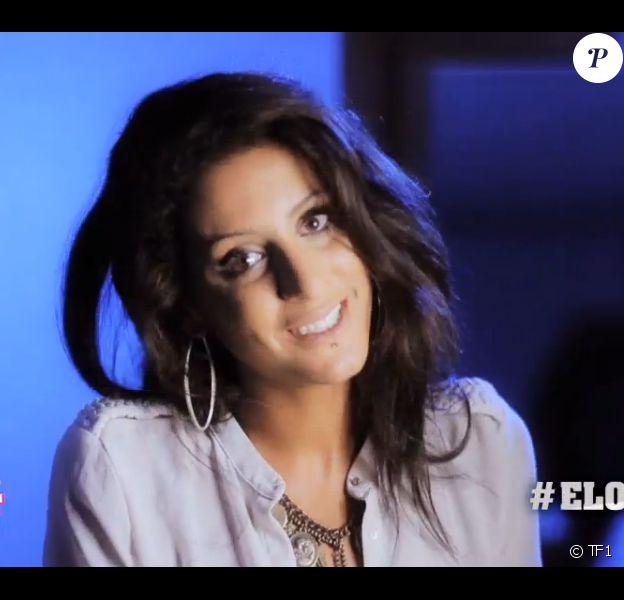 Elodie, candidate de Secret Story 8.