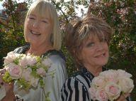 Amanda Barrie, 79 ans : La star de ''Coronation Street'' a épousé sa chérie