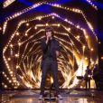 Némo sur le plateau de The Voice Kids, le samedi 20 septembre 2014 sur TF1.