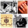 Rob Bironas et son épouse Rachel Bradshaw, photo publiée sur son compte Intagram le 11 mai 2014