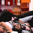 Jessica et Geoffrey à nouveau inséparables dans Secret Story 8
