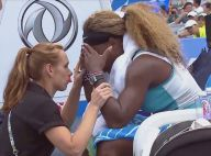 Serena Williams au bord des larmes : Nouveau malaise, l'Américaine inquiète