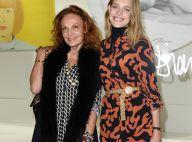 Natalia Vodianova et Diane von Furstenberg : Soirée glamour pour une icône mode