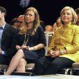Chelsea Clinton, Hillary Clinton à la 10e rencontre annuelle des Clinton Global Initiative à New York, le 23 septembre 2014