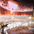 """Emission """"Rising Star"""" sur M6. Le 15 septembre 2014."""