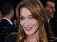 Carla Bruni : Invitée star chez Dior, elle rayonne !