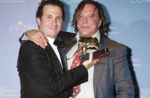 PHOTOS : 'The Wrestler', avec Mickey Rourke, remporte le Lion d'Or à Venise ! (réactualisé)
