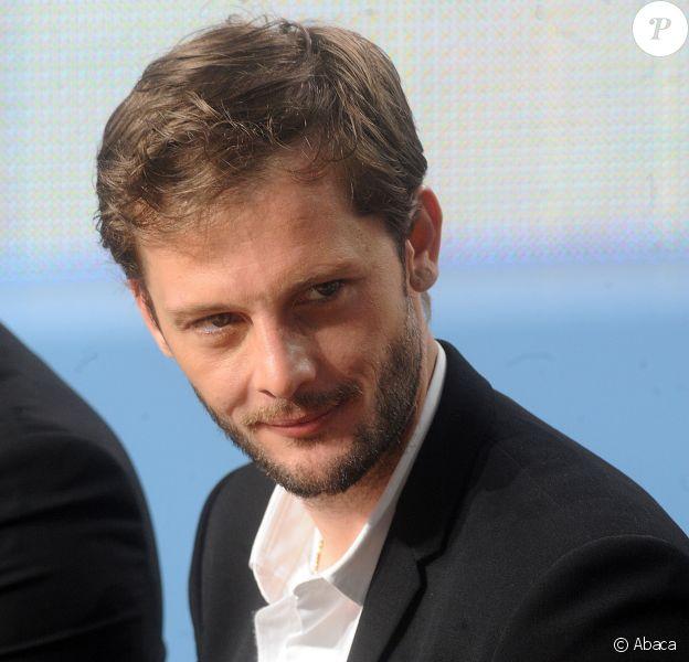 Nicolas Duvauchelle à Cannes,le 24 mai 2014.