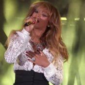 Beyoncé : Décolletée et déchaînée, la star à deux doigts de la catastrophe !