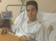 Samir Nasri blessé et opéré : La bombe Anara Atanes au chevet de son Frenchie