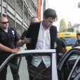 Vitalii Sediuk arrêté à Los Angeles après son incident avec Brad Pitt. Le 28 mai 2014.