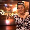 """Anne-Sophie Terschan -   Deuxième prime de """"Rising Star"""" sur M6. Le 2 octobre 2014."""