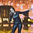 """Alexandra Miller - Deuxième prime de """"Rising Star"""" sur M6. Le 2 octobre 2014."""