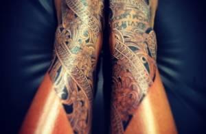 Shy'm : Addict aux tatouages, elle en dévoile un nouveau... très gros !