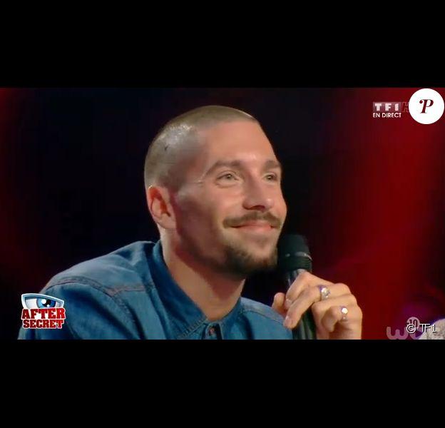 Steph, éliminé, est interviewé dans l'After Secret, le samedi 6 septembre 2014.