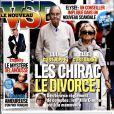 Magazine VSD, en kiosques le 9 octobre 2014.